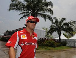 F1: Massa nega aumento de pressão por resultado de Perez na Malásia