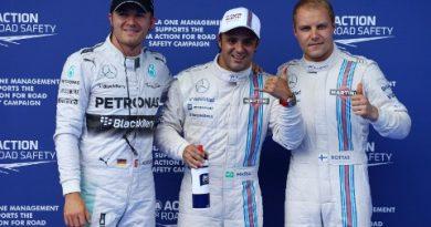 F1: Felipe Massa quebra supremacia da Mercedes, e larga na pole na Áustria