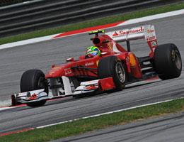 F1: Luca di Montezemolo segue com sua ideia de três carros