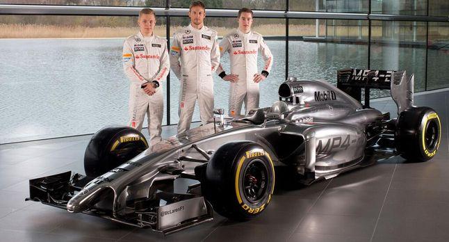 F1: Kevin Magnussen é o mais rápido no segundo dia