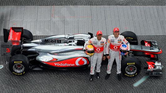F1: McLaren se recupera, faz 1-2 e deixa Red Bull para trás no 2º treino