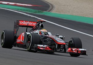 F1: Lewis Hamilton vence GP da Alemanha