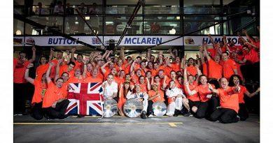 F1: Jenson Button vence GP da Austrália