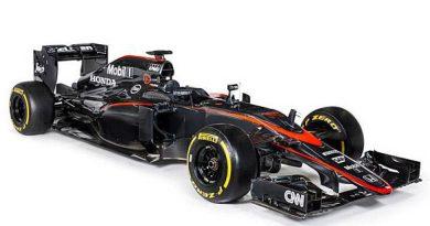 F1: McLaren apresenta novo visual do MP4-30