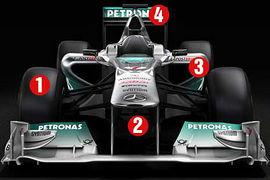 F1: Rosberg marca o melhor tempo do domingo em Barcelona