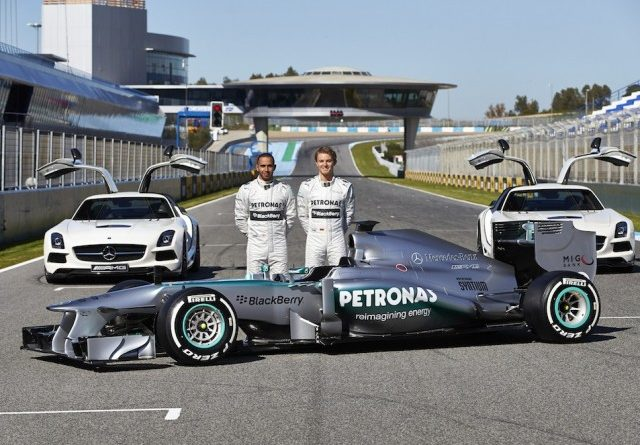 F1: Nico Rosberg é o mais rápido no último dia em Barcelona
