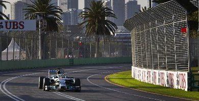 F1: Nico Rosberg lidera terceiro treino livre