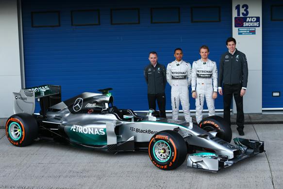 F1: Lewis Hamilton é o mais rápido no terceiro dia