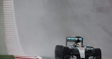 F1: Chuva forte adia treino classificatório em Austin