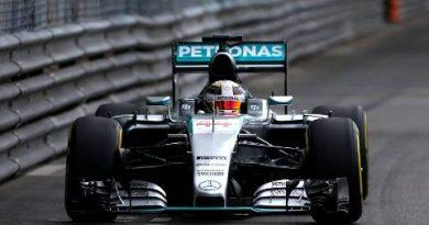 F1: Lewis Hamilton domina treinos livres em Mônaco