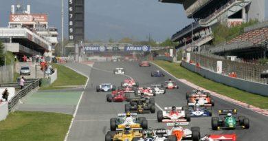FIA Masters Historic Formula One Championship: Temporada começa em Barcelona