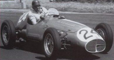 F1: Roberto Mieres falece aos 87 anos