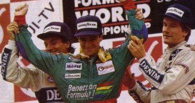 F1: Ex-piloto, Alessandro Nannini piloto carro de turismo na Itália
