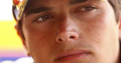 F1: Nelsinho Piquet é sexto na Hungria