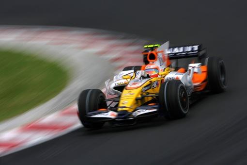 F1: Nelsinho Piquet larga na quinta fila na Hungria