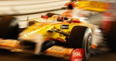 F1: Nelsinho Piquet larga na 6ª fila em Mônaco