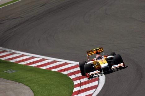 F1: Após problema nos freios, Nelsinho Piquet largará na nona fila na Turquia