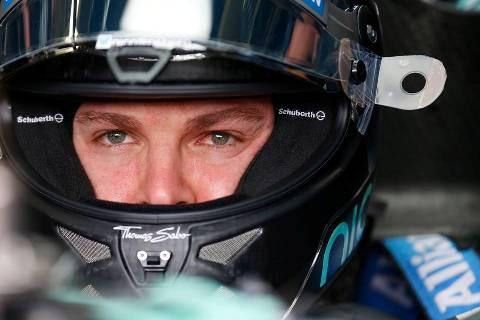F1: Nico Rosberg é o mais rápido em Interlagos