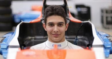 F1: Esteban Ocon esta negociando com a Williams para 2019