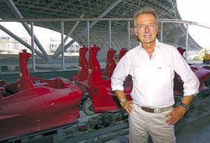 F1: Ferrari inaugura parque temático em Abu Dhabi
