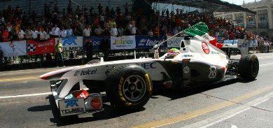 F1: Williams queria boicotar o GP do Bahrein