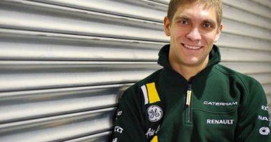 F1: Vitaly Petrov substitui Jarno Trulli na Caterham