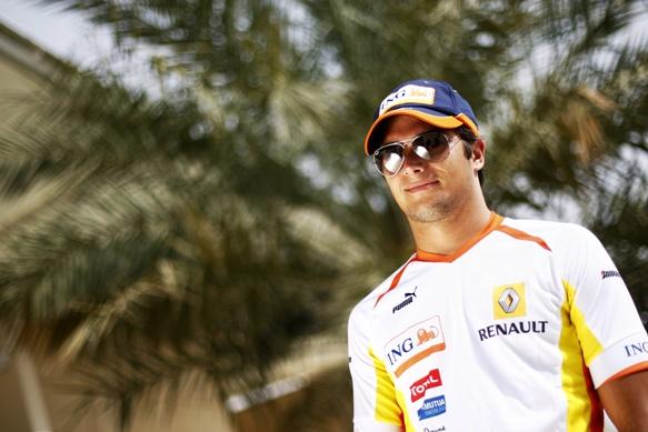 F1: Nelsinho acredita que pode trabalhar classificação na Espanha