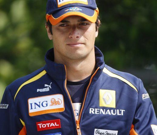 F1: Nelsinho Piquet larga na oitava fila em Xangai