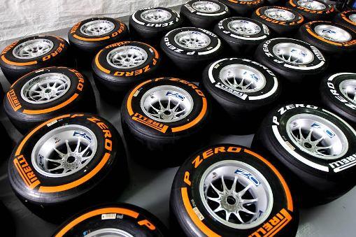 F1: Pirelli anuncia compostos para Bélgica, Itália e Cingapura