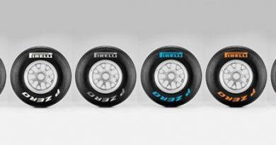 F1: Criticada, Pirelli apresenta novidade: cores para diferenciar tipos