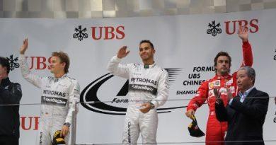 F1: De ponta a ponta, Lewis Hamilton vence o GP da China