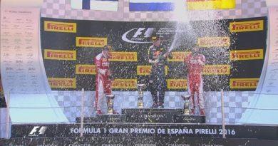 F1: Max Vertstappen se torna o mais jovem vencedor da história