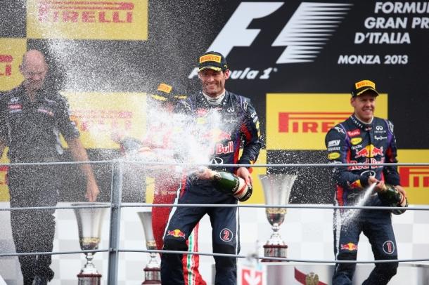 F1: Sebastian Vettel vence em Monza