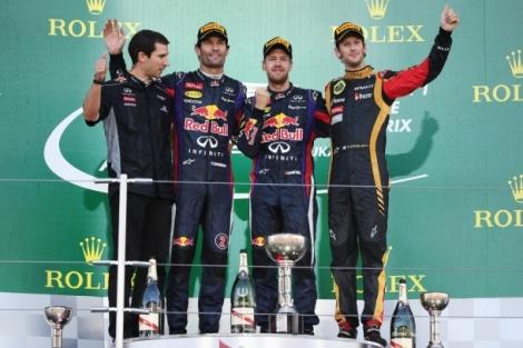 F1: Sebastian Vettel vence GP do Japão