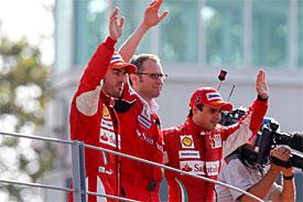 F1: Fernando Alonso vence GP da Itália