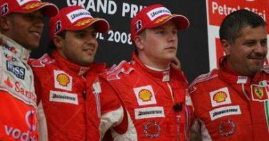 F1: Felipe Massa vence pela terceira vez consecutiva na Turquia