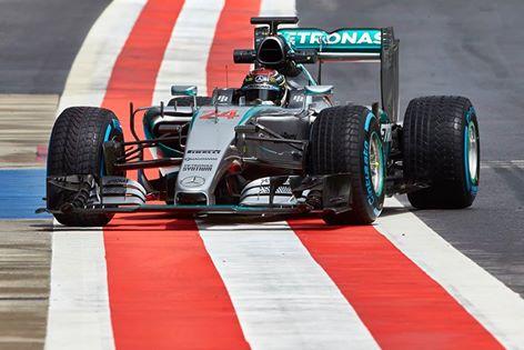 F1: Pascal Wehrlein lidera primeiro dia de testes na Áustria