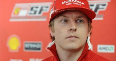 F1: Ferrari anuncia renovação de Kimi Raikkonen