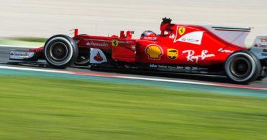 F1: Ferrari encerra testes da pré-temporada em primeiro