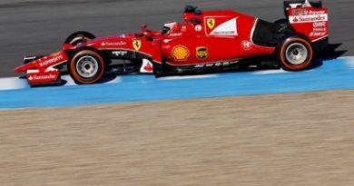 F1: Kimi Raikkonen marca o melhor tempo dos testes