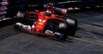 F1: Kimi Raikkonen marca a pole-position em Mônaco