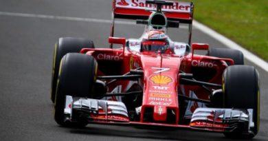F1: Kimi Raikkonen é o mais rápido nos testes coletivos em Silverstone
