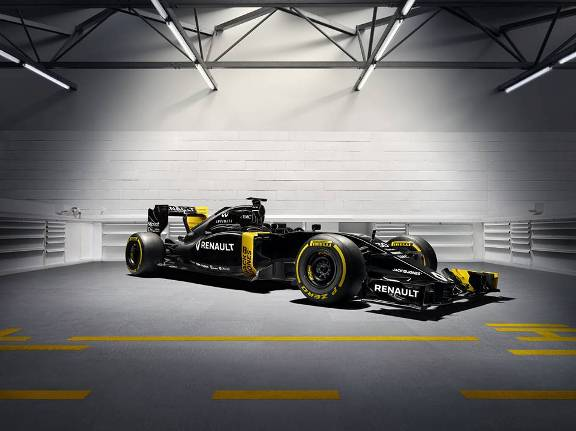 F1: Renault lança projeto para 2016