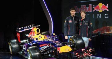 F1: Em busca do tetra, Red Bull lança carro de 2013