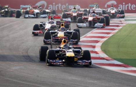 F1: Sebastian Vettel vence GP da Índia