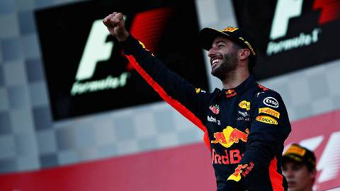 F1: Red Bull pressiona Ricciardo sobre seu futuro