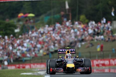 F1: Em prova sensacional, Daniel Ricciardo vence GP da Hungria
