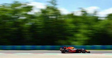 F1: Daniel Ricciardo lidera treinos livres na Hungria