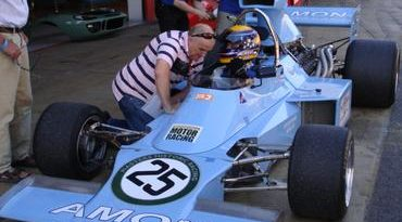 F1: Roberto Pupo Moreno volta a acelerar um Fórmula 1