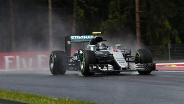 F1: Nico Rosberg lidera sexta-feira de treinos na Áustria